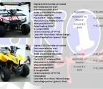 ATV (All-Terrain Vehicle) P47K